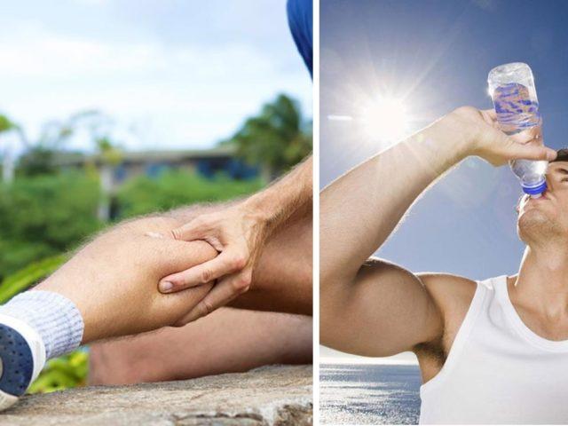 Dehidrasi & Kekurangan Elektrolit = Otot Kejang : Mitos?